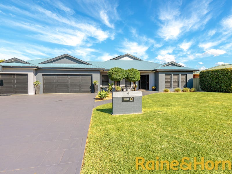 4 Cudgegong Place, Dubbo, NSW 2830