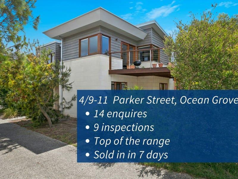4/9-11 Parker St, Ocean Grove, Vic 3226