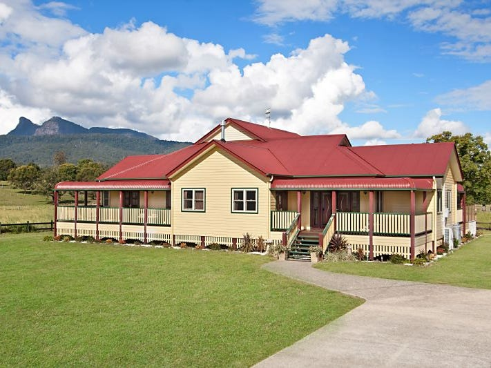 253 Brays Creek Road, Tyalgum, NSW 2484