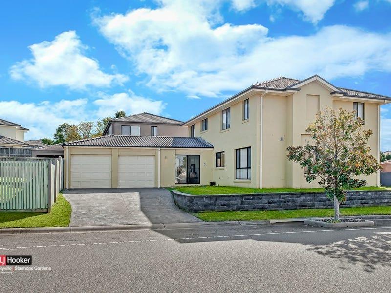 34 Kenford Circuit, Stanhope Gardens, NSW 2768