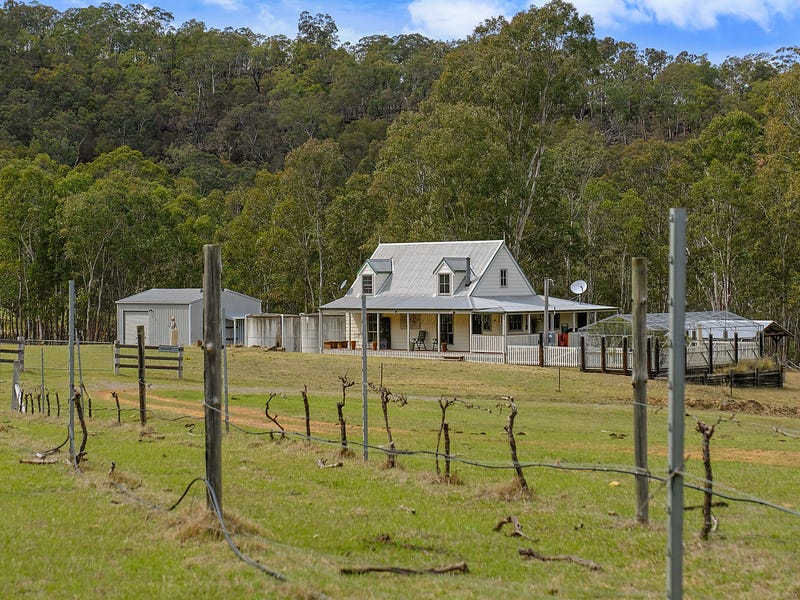 6299 Putty Road, Howes Valley, NSW 2330