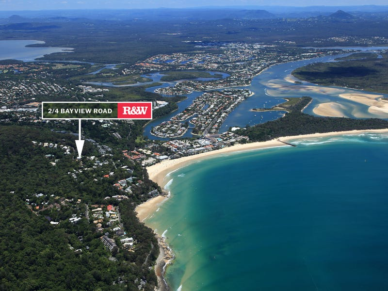 2/4 Bayview Road, Noosa Heads, Qld 4567