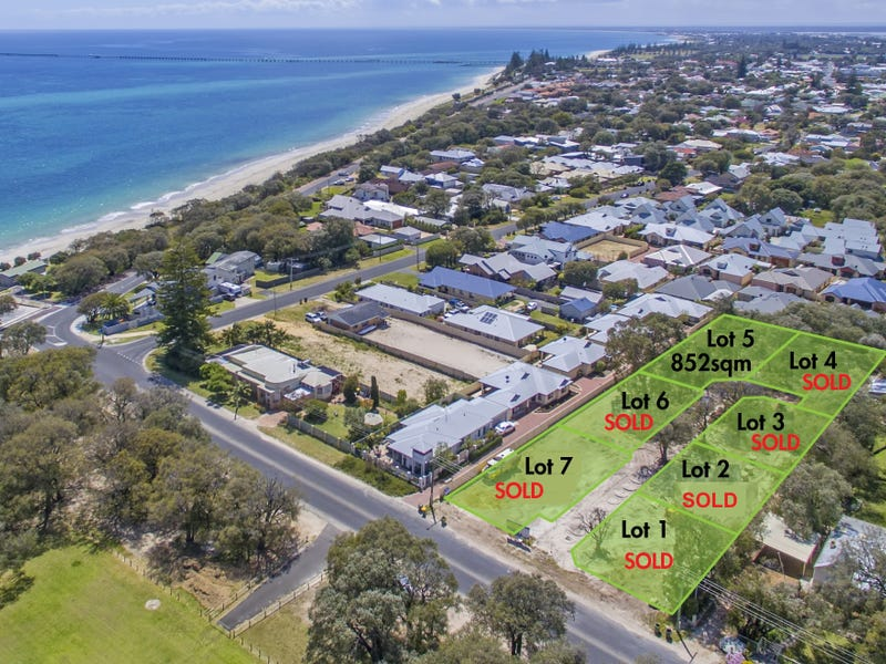 Lot 5, 13 King Street, West Busselton, WA 6280