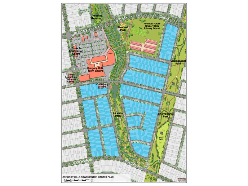 Lot 1263, Wollemi Circuit, Gregory Hills, NSW 2557