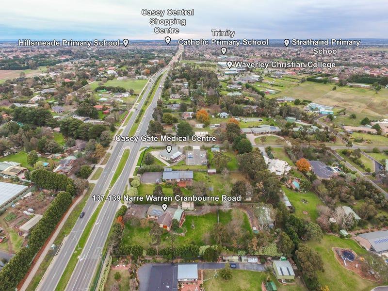137-139 Narre Warren - Cranbourne Road, Narre Warren South, Vic 3805