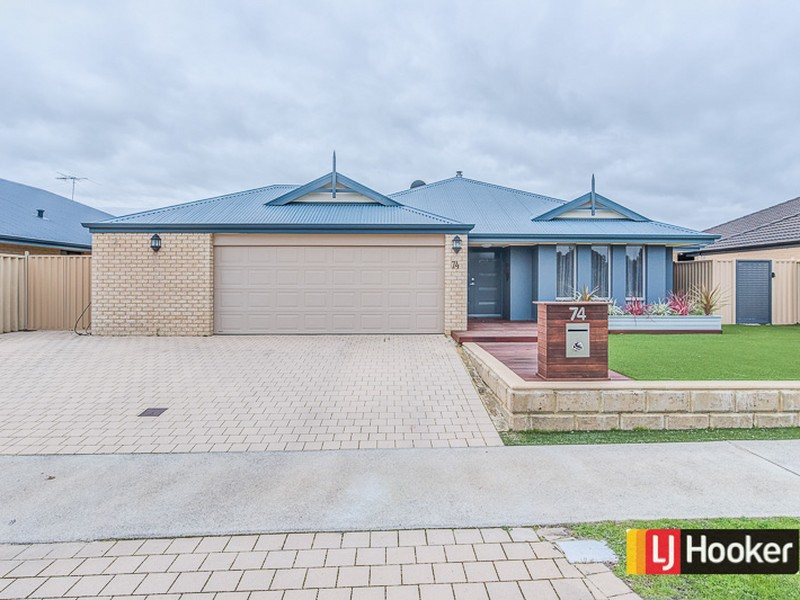 74 Harrisdale Drive, Harrisdale