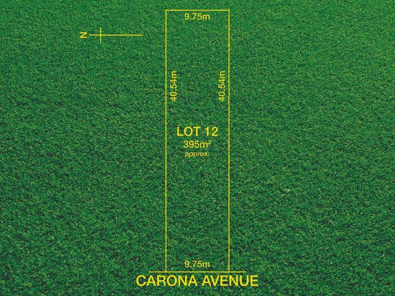 Lot 12/ 22A Carona Avenue, Gilles Plains, SA 5086