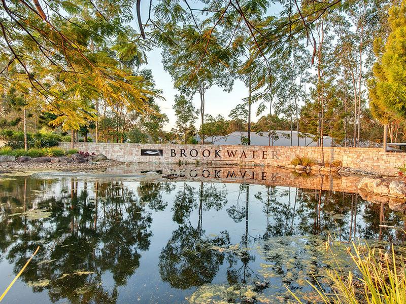 Lot 7260, 67 Ridgewood Drive, Brookwater, Qld 4300