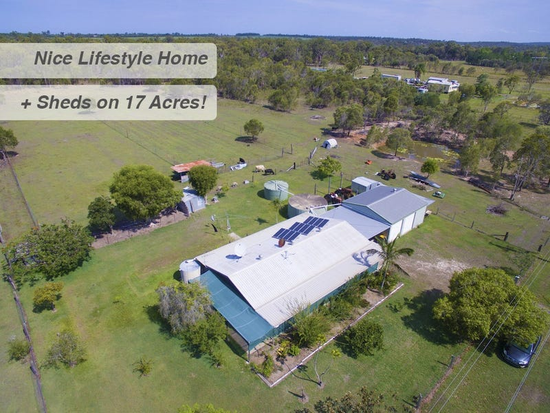 156 Garryowen Road, Redridge, Qld 4660