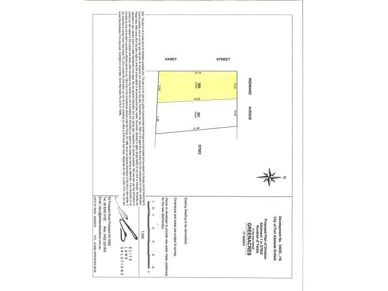 Lot 300, 61 Redward Avenue, Greenacres, SA 5086