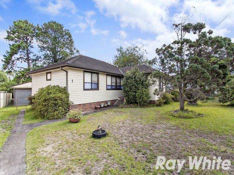 1 Flaherty Boulevarde, Granville, NSW 2142