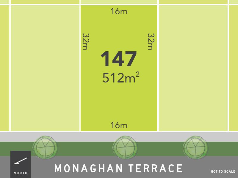 Lot 147, Monaghan Terrace, Alfredton, Vic 3350