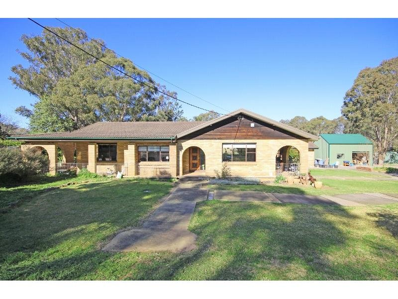 132 Glenidol Road, Oakville, NSW 2765