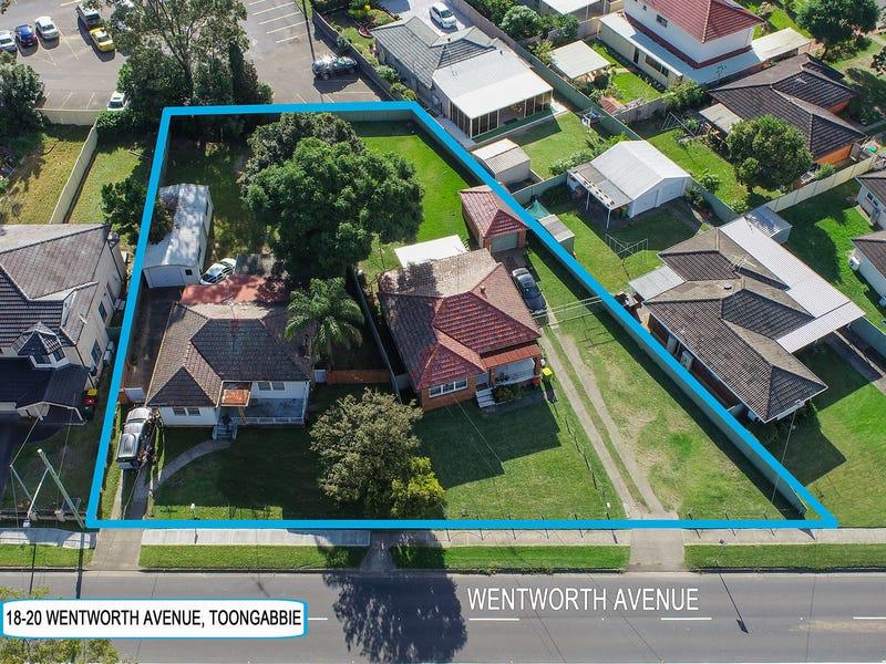 18 - 20 Wentworth Avenue, Toongabbie, NSW 2146