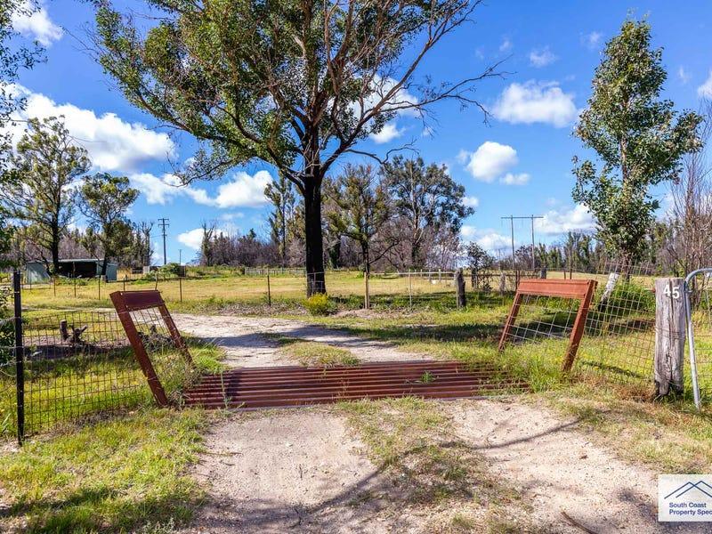 45 MAULBROOKS ROAD, Jeremadra, NSW 2536