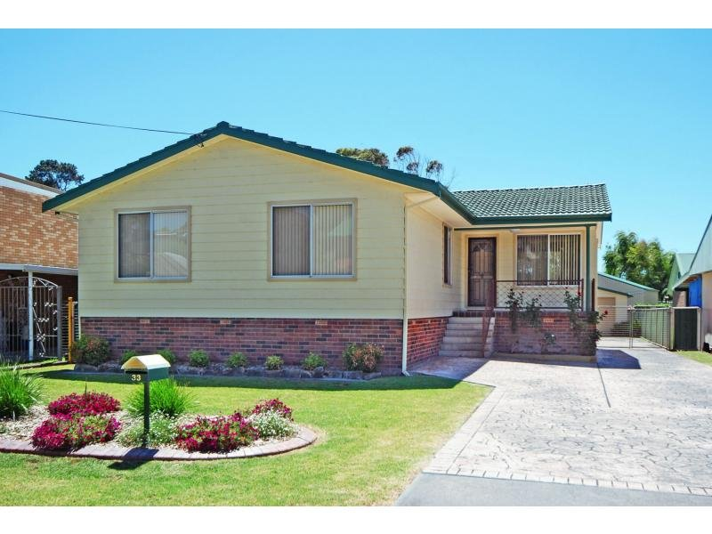 33 Comarong Street, Greenwell Point, NSW 2540