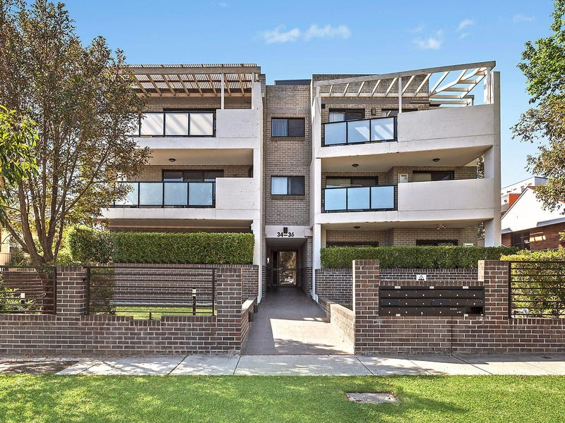 15/34 Courallie Avenue, Homebush West, NSW 2140