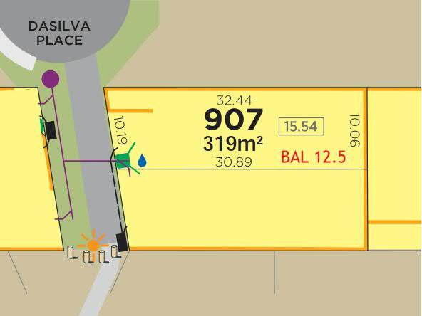 Lot 907 Da Silva Place, Coogee, Coogee