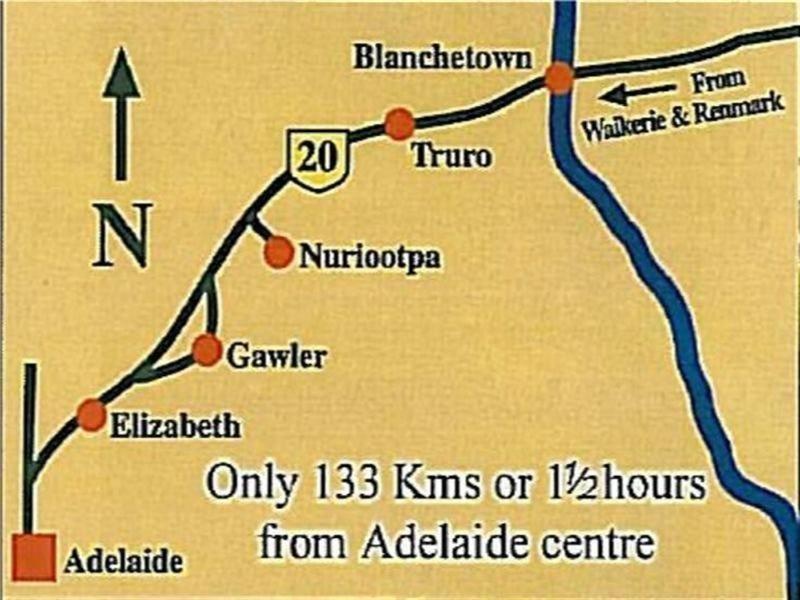 Lot 103, Sturt Highway, Blanchetown, SA 5357