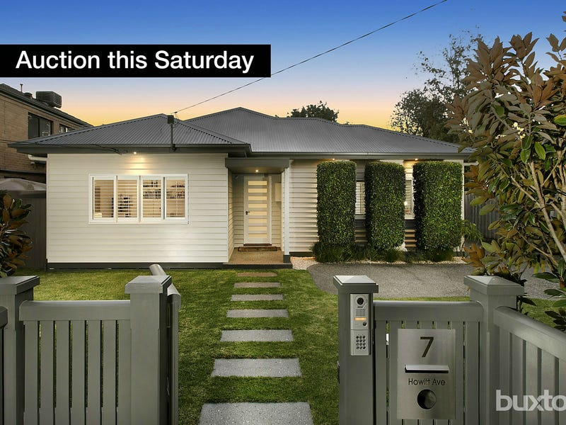 7 Howitt Avenue, Hampton East, Vic 3188