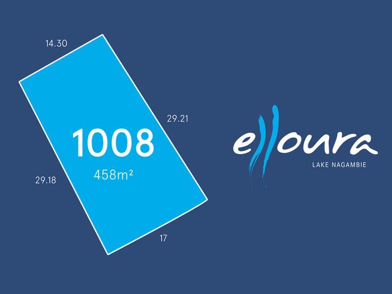 Lot 1008, 8 Elloura Drive, Nagambie, Vic 3608