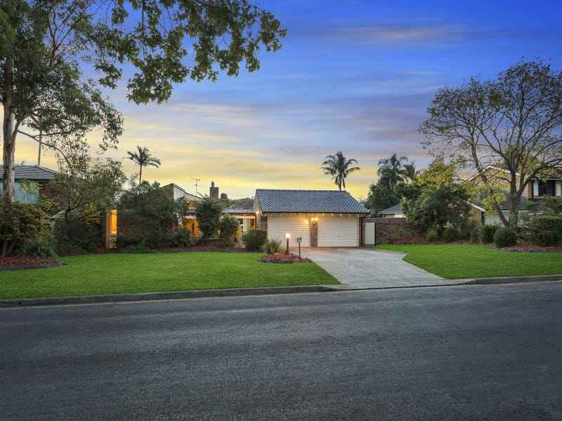 29 Chiltern Crescent, Castle Hill, NSW 2154