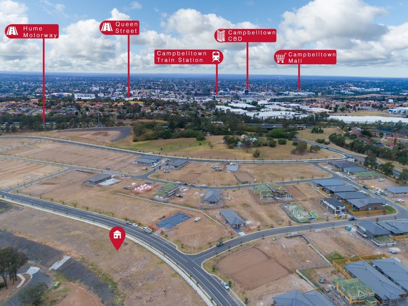 27 (Lot 2025) Crowley Boulevarde, Claymore, NSW 2559