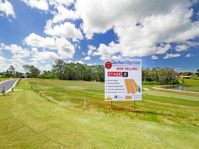 Lot 9 Cooinda Place, Glass House Mountains, Qld 4518