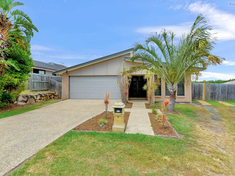 8 Campbell Crt, Redbank Plains, Qld 4301