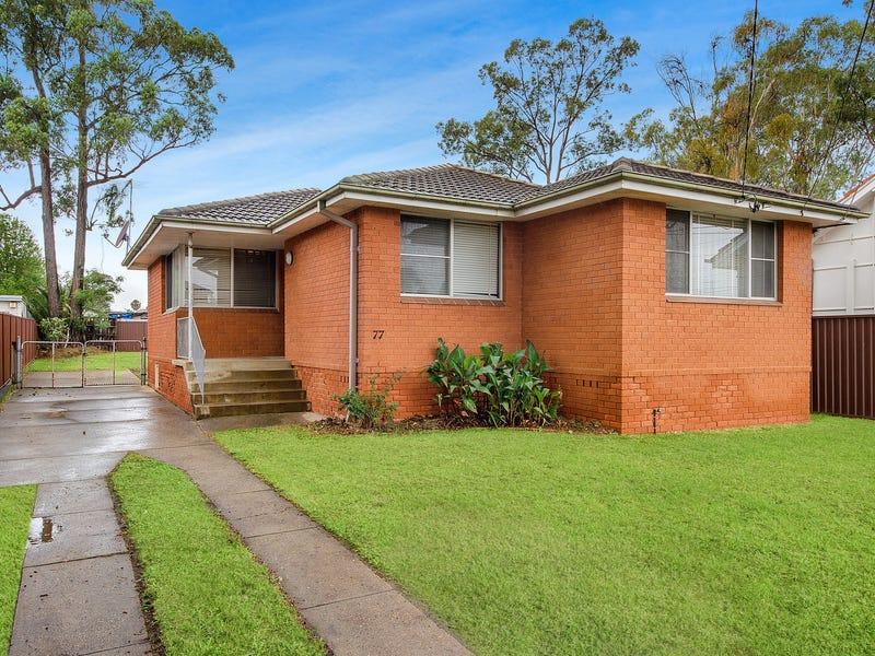 77 Hill End Road, Doonside, NSW 2767