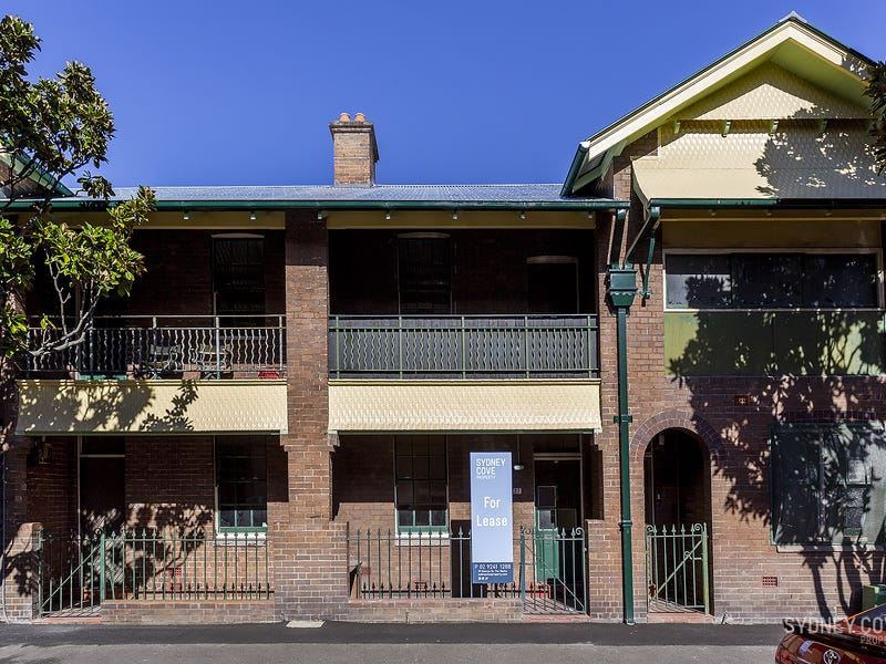 27 Windmill St, Millers Point
