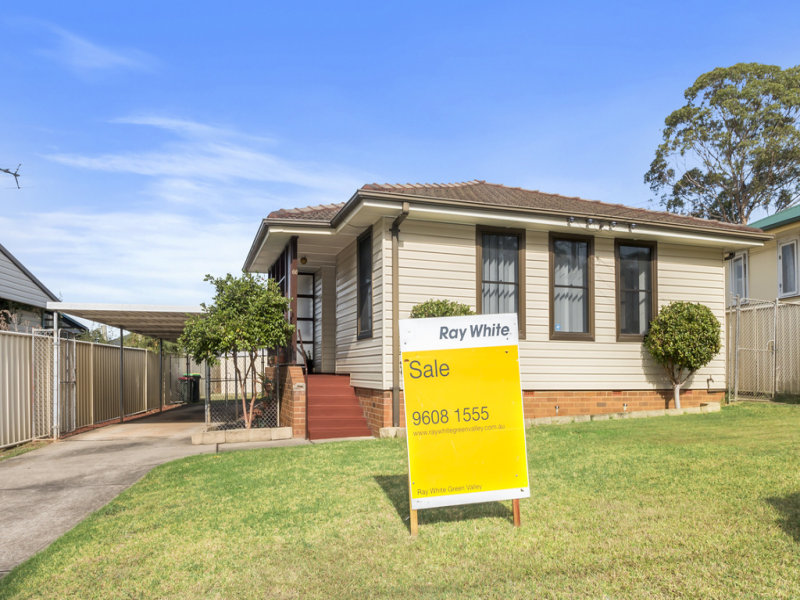66 Cartwright Ave, Miller, NSW 2168
