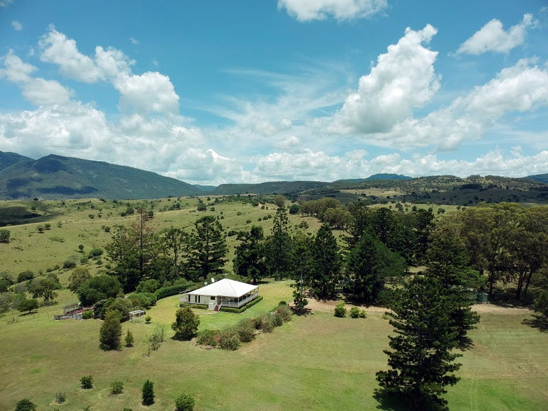 1895 Carneys Creek Rd Carneys Creek, Boonah, Qld 4310
