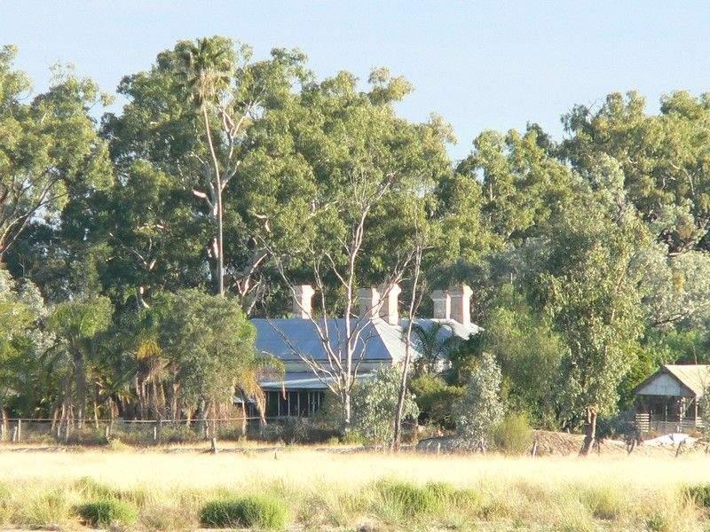 . Historic Dunlop Station Homestead Block, Bourke, NSW 2840