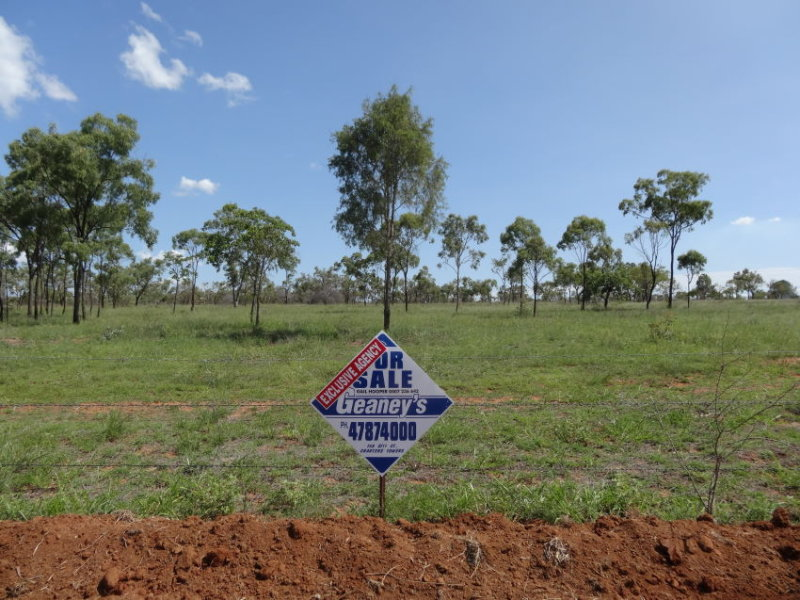 Lot 125, Grisinger Road, Charters Towers City, Qld 4820