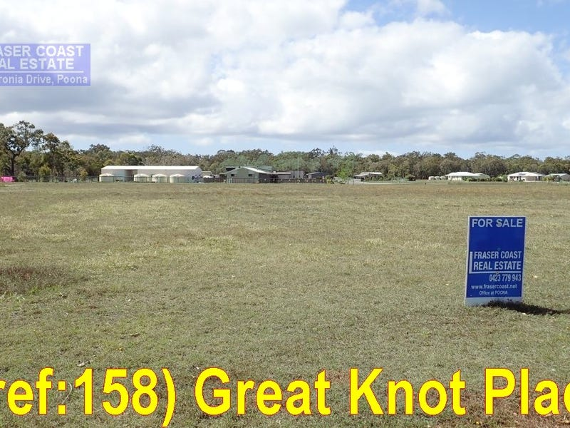 21 Great Knot Place (ref:158), Boonooroo, Qld 4650