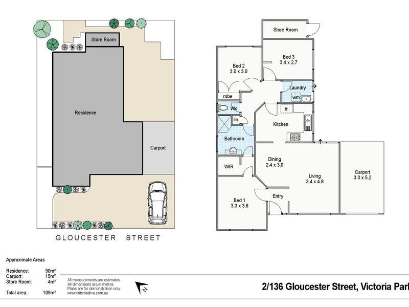 2/136 Gloucester Street, Victoria Park, WA 6100