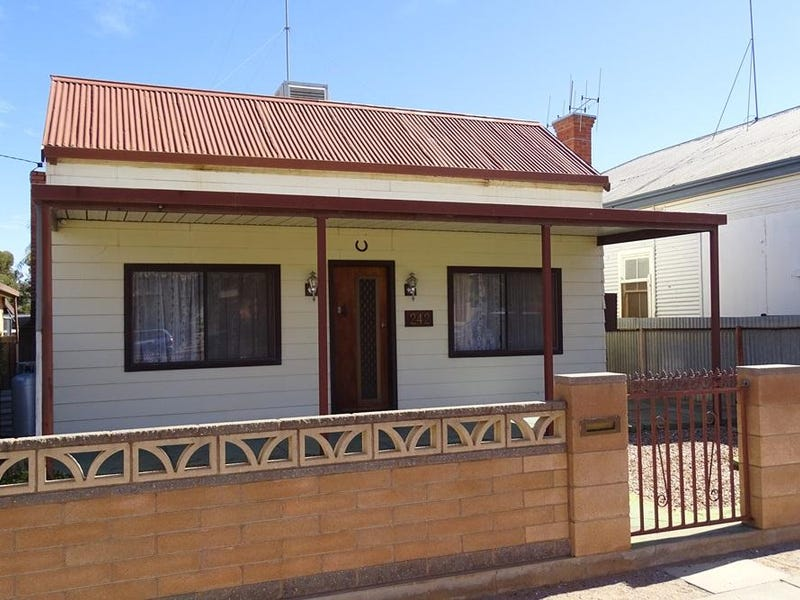 242 Wills Street, Broken Hill, NSW 2880