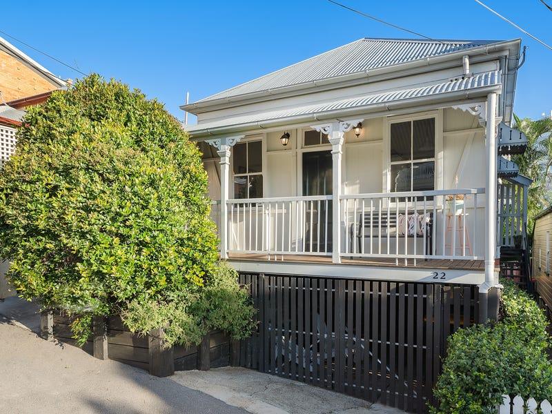 22 Cricket Street, Petrie Terrace, Qld 4000