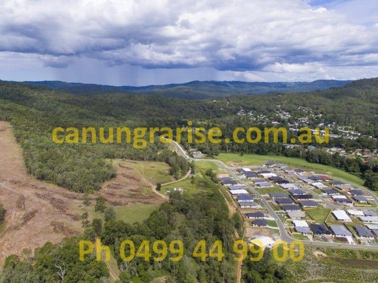 Stage 6/7A CANUNGRA RISE, Canungra, Qld 4275