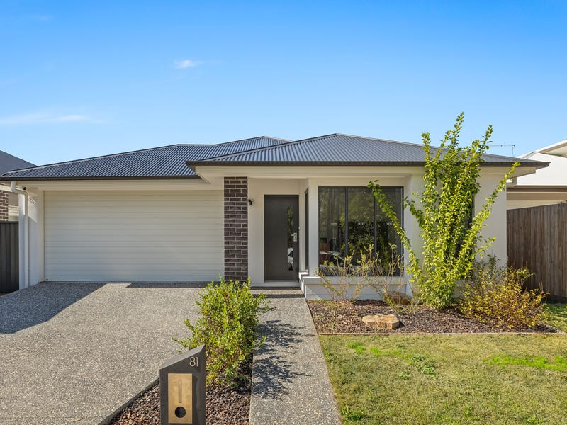 81 Woodline Drive, Spring Mountain, Qld 4300