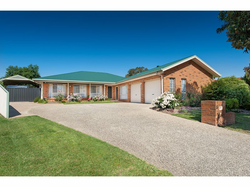 8 Keatinge Court, Lavington, NSW 2641