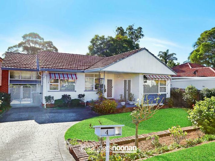 4 Allwood Crescent, Lugarno, NSW 2210