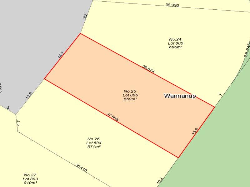 25 Cormorant Key, Wannanup, WA 6210