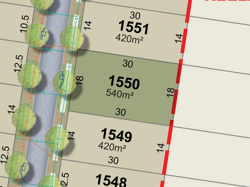 Lot 1550, Park Rise, Ripley, Qld 4306