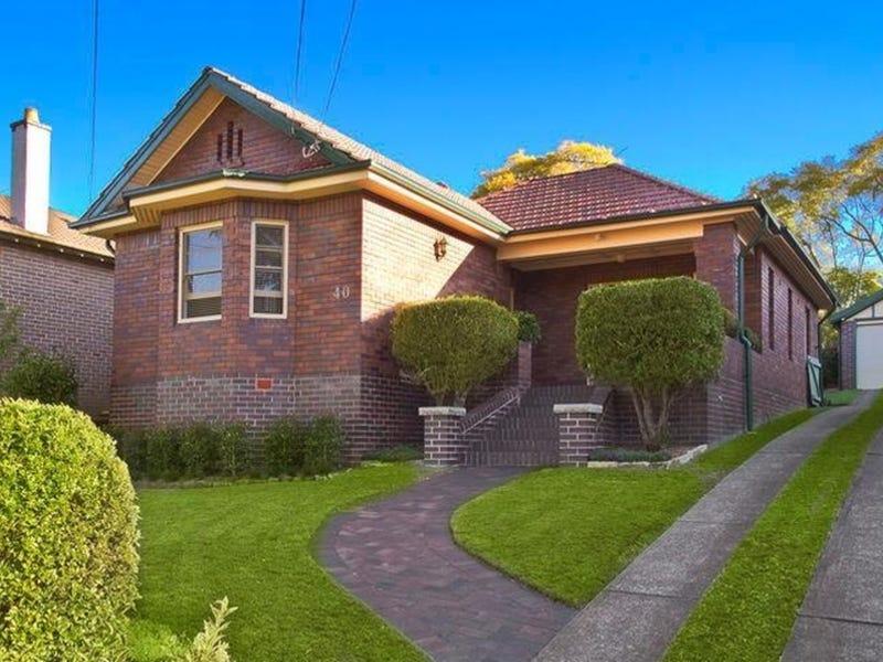 40 Simla Road, Denistone, NSW 2114