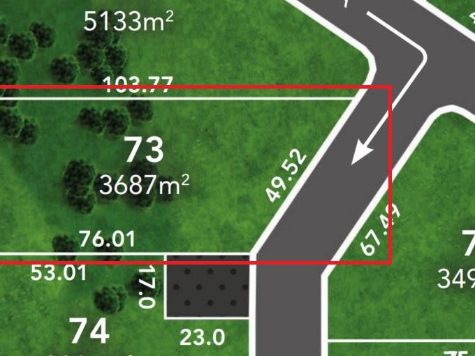 Lot 73, Lot 73 Elwood Road Vista, D'Aguilar, Qld 4514