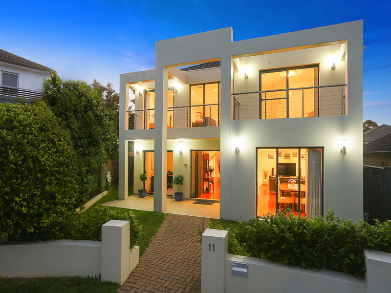 11 Spring Park Circuit, Breakfast Point, NSW 2137