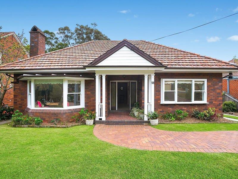 58 Crows Nest Road, Waverton, NSW 2060