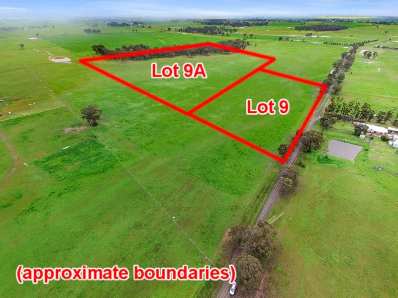 Lot 9 & 9A, Tinklers Lane, Sebastian, Vic 3556